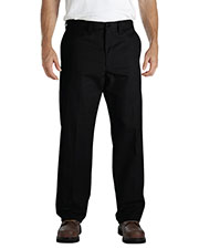 Dickies LP817 Men Industrial Flat Front Comfort Waist Pant at GotApparel