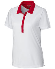 Clique New Wave LQK00041 Women Parma Colorblock Lady Polo at GotApparel