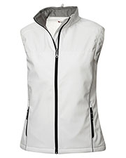 Clique New Wave LQO00006 Women Softshell Vest at GotApparel