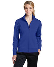 Sport-Tek® LST241 Women Fleece Full-Zip Jacket at GotApparel