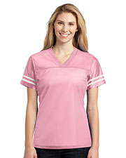 Sport-Tek® LST307 Women PosiCharge® Replica Jersey at GotApparel