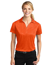 Sport-Tek® LST660 Women Heather Contender Polo at GotApparel