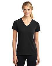 Sport-Tek® LST700 Women Ultimate Performance V-Neck at GotApparel