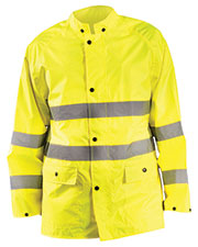 OccuNomix LUXTRJK Men Classic Breathable Rain Jacket at GotApparel