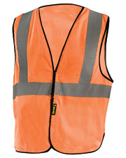 OccuNomix LUXXFR Men Value Flame Resistan Non-Ansi Solid Vest at GotApparel