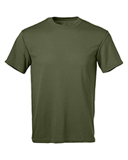Soffe M280 Men 50/50 Military Tee - Made in the USA at GotApparel