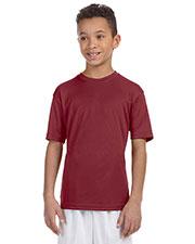 Harriton M320Y Boys 4.2 oz. Athletic Sport T-Shirt at GotApparel