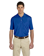 Harriton M353 Men Double Mesh Sport Shirt at GotApparel