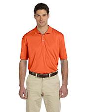 Harriton M353 Men Double Mesh Sport Shirt at GotApparel