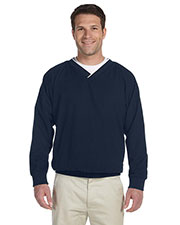 Harriton M700 Men Microfiber Wind Shirt at GotApparel