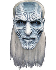 Halloween Costumes MATTHBO100 Unisex Game Thrones White Walker Mask at GotApparel