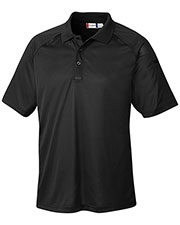 Clique New Wave MQK00053 Men Malmo Tactical Polo at GotApparel