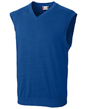 Clique New Wave MQS00003 Men Imatra V-neck Sweater Vest at GotApparel