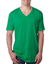 Next Level N3200 Men Premium Fitted Short-Sleeve V-Neck Tee at GotApparel
