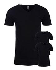 Bella + Canvas 3200 Unisex 3/4-Sleeve Baseball T-Shirt 3-Pack at GotApparel