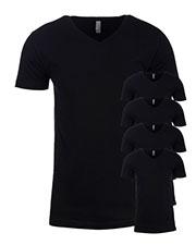 Bella + Canvas 3200 Unisex 3/4-Sleeve Baseball T-Shirt 5-Pack at GotApparel