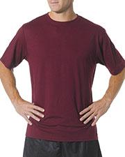 A4 N3230 Men Fusion Short-Sleeve Tee at GotApparel
