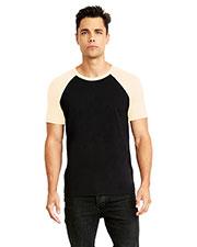 Next Level N3650 Unisex Raglan Short-Sleeve T-Shirt at GotApparel
