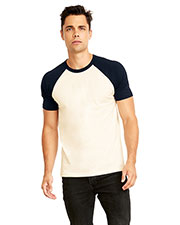 Next Level N3650 Unisex Raglan Short-Sleeve T-Shirt at GotApparel