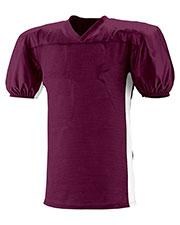 A4 N4205 Men Titan 4-Way Stretch Football Jersey at GotApparel