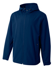 A4 N4264 Men Full Zip Force Windbreaker Jacket at GotApparel