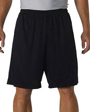 A4 N5281 Men Cooling Performance Power Mesh Practice Shorts at GotApparel