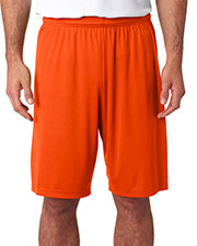 """A4 N5283 Men 9"""" Inseam Cooling Performance Shorts at GotApparel"""