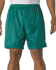 """A4 N5293 Men 7"""" Inseam Lined Tricot Mesh Shorts at GotApparel"""
