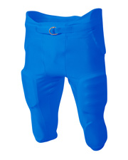 A4 N6198 Men Integrated Zone Football Pant at GotApparel