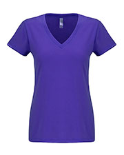 Next Level N6480 Women The Sueded V at GotApparel