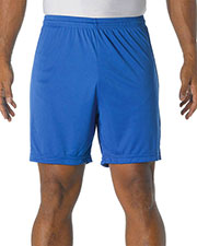 """A4 NB5244 Boys Cooling Performance 6"""" Shorts at GotApparel"""