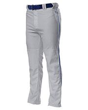 A4 NB6162 Boys Pro Style Open Bottom Baggy Cut Baseball Pant at GotApparel