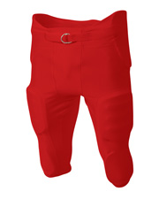 A4 NB6198 Boys Integrated Zone Football Pant at GotApparel