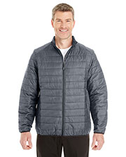 Ash City NE701 Men Portal Interactive Printed Packable Puffer at GotApparel