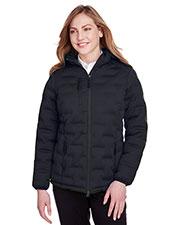 North End NE708W Women Loft Puffer Jacket at GotApparel