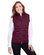 North End NE709W Women Pioneer Hybrid Vest at GotApparel