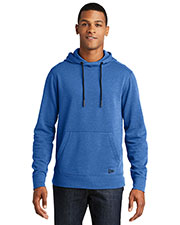 Custom Embroidered New Era NEA510 Men 7 oz Tri-Blend Fleece Full-Zip Hoodie at GotApparel