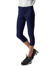 A4 Drop Ship NG6166 Girls Softball Pants at GotApparel