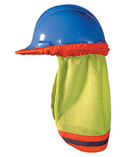 OccuNomix OK50570 Men High Visibility Shaded Mesh Hard Hat at GotApparel