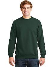Hanes P160 Men 7.8 oz EcoSmart Crewneck Sweatshirt at GotApparel