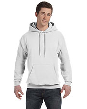 Hanes P170 Men 7.8 Oz. Comfort Blend Ecosmart 50/50 Pullover Hood at GotApparel