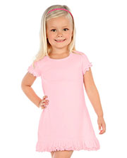 Little Girls 3-6X A-Line Dress (Same P1C0340) at GotApparel