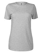 Platinum P513T Women Delta  Ladies Tri-Blend Short Sleeve Crew Neck Tee at GotApparel