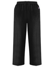 Champion P890 boys Double dry Eco open-bottom fleece pant  at GotApparel