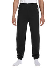 Custom Embroidered Champion P2443c Men 9 Oz. 50/50 Sweatpants at GotApparel