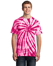 Port & Company PC147 Men Essential Tie-Dye Tee at GotApparel