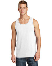 Port & Company PC54TT Adult 5.4 Oz 100% Cotton Tank Top at GotApparel