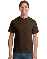 Port & Company PC55T Men Tall 50/50 Cotton/Poly T-Shirts at GotApparel