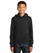 Port & Company PC850YH Youth Fan Favorite Fleece Pullover Hooded Sweatshirt at GotApparel