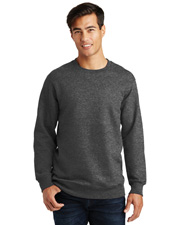 Port & Company PC850 Men   Fan Favorite Fleece Crewneck Sweatshirt at GotApparel